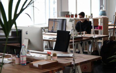 Tips voor een ergonomische werkplek