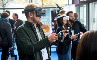 Ideeën om VR te gebruiken in een bedrijf